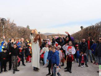 """Fotogallery """"Super Carnevale"""" Oratorio San Filippo Neri febbraio 2019"""
