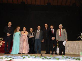 """Fotogallery concerto LIRICArte """"Quattro stagioni in Lirica - Inverno"""" febbraio 2019"""