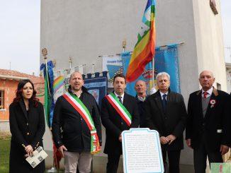 Fotogallery inaugurazione Giardino Giusti don Giuseppe Potieri marzo 2019