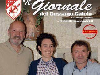 Banner Giornale Gussago Calcio numero 58 maggio-agosto 2019
