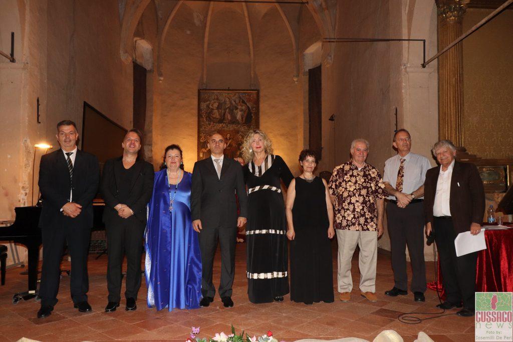 """Fotogallery concerto LIRICArte """"Quattro stagioni in Lirica - Estate"""" giugno 2019"""