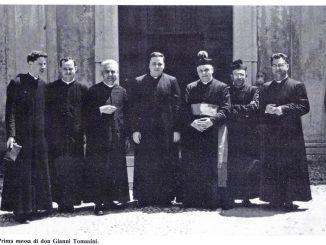 Prima messa Serafino Tomasini 1960