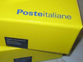 pacchi posta