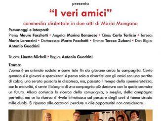 Commedia dialettale Sale Croce Mandolossa agosto 2019