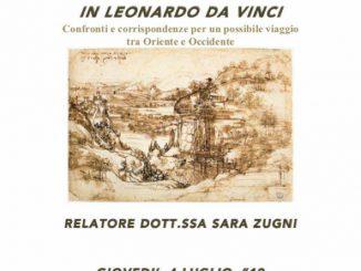 Conferenza Leonardo luglio 2019