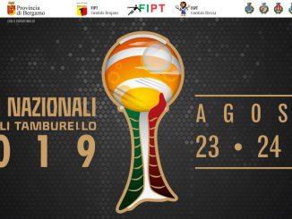 Finali nazionali giovanili tamburello agosto 2019