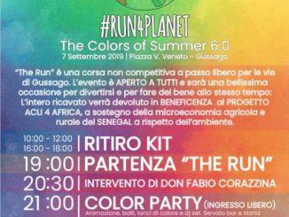 The Run settembre 2019