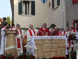 Fotogallery processione Santa Croce settembre 2019