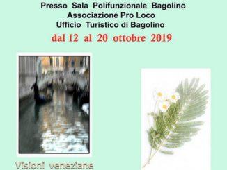 Mostra Francesco Fogazzi Bagolino ottobre 2019