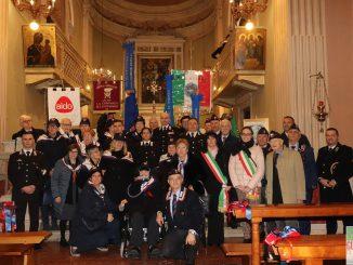 "Fotogallery ""Virgo Fidelis, festa della Patrona dell'Arma dei Carabinieri"" novembre 2019"