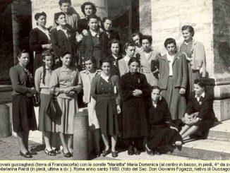Roma anno santo 1950