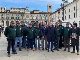 Alpini Lions donazione defibrillatori dicembre 2019