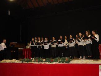 Fotogallery concerto LIRICArte Note sotto albero Natale dicembre 2019