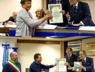 Unci premiazione Villa Allegri Fondazione Enti Morali novembre 2019