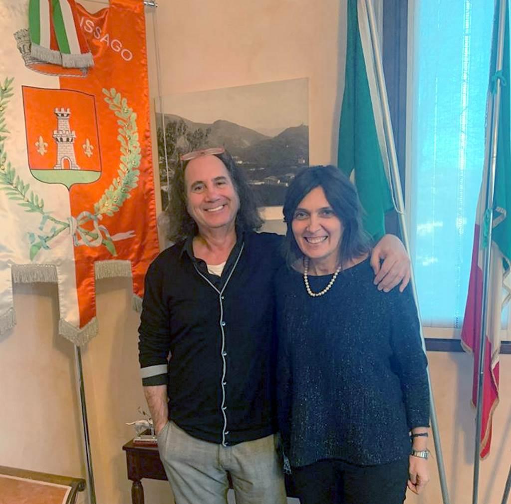 Paola Ricci vicesindaco gennaio 2020