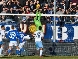 Semprini debutto serie A Lazio gennaio 2020