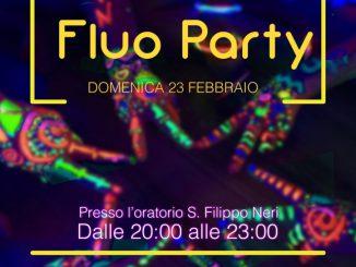 Fluo party febbraio 2020