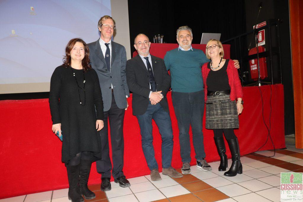 """Fotogallery conferenza """"L'Adamello e i cambiamenti climatici"""" febbraio 2020"""