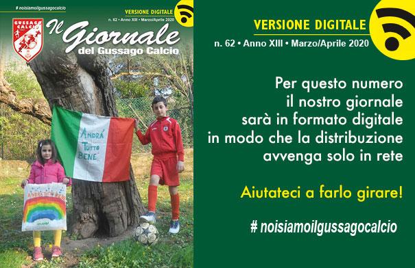 Banner Giornale Gussago Calcio 62