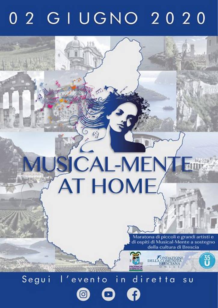 """""""Musicalmente at Home"""" giugno 2020"""