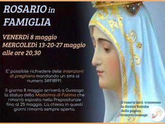 Rosario madonna Fatima maggio 2020