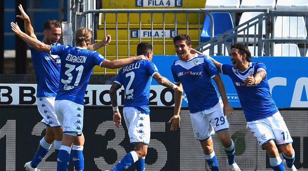 Primo gol serie A Semprini giugno 2020