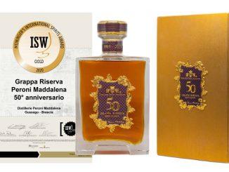 Grappa Distillerie Peroni riserva 50 anni