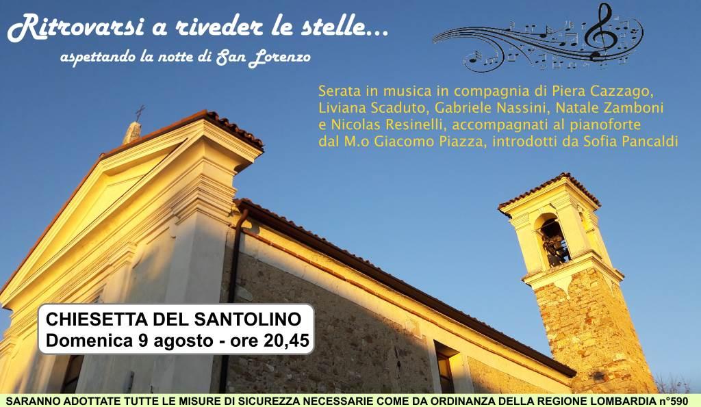 Concerto Santolino agosto 2020