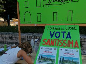 Vota Santissima agosto 2020
