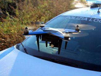 Drone Polizia Locale