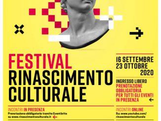 Festival Rinascimento Culturale 2020