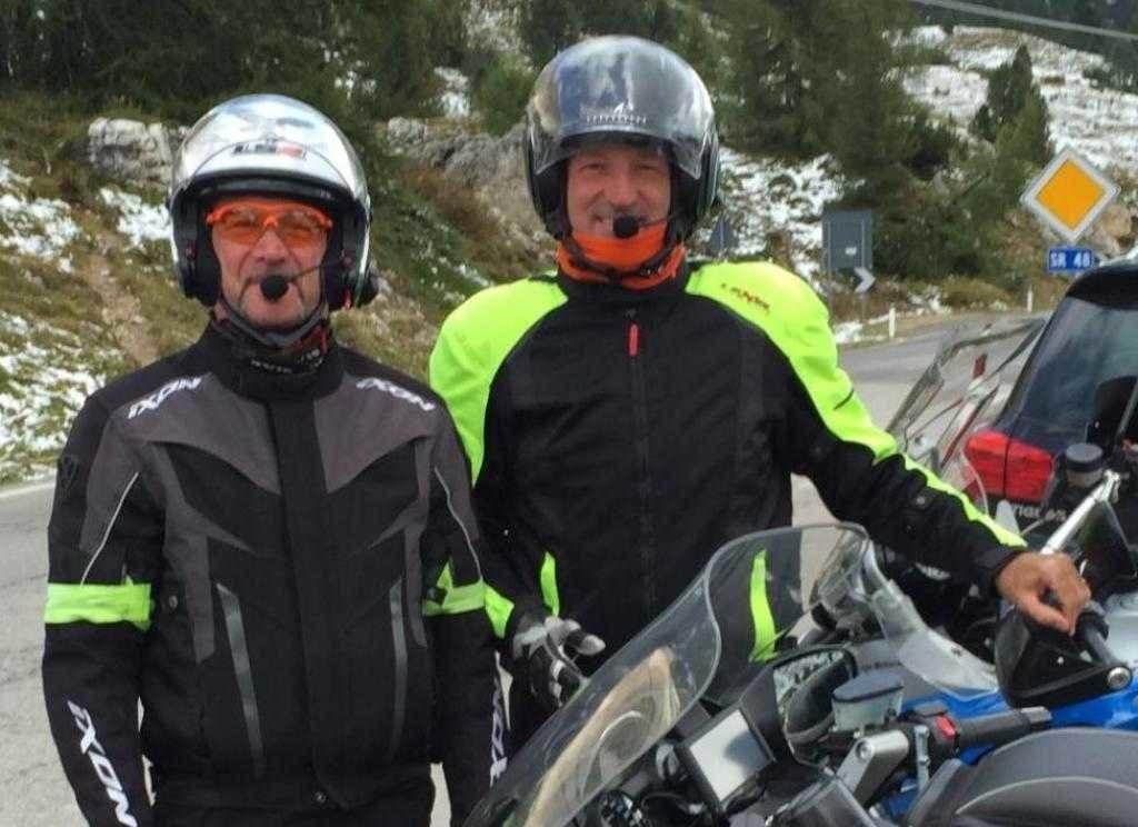 Guido Bontempi motocicletta