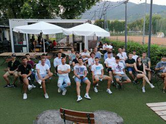 Presentazione prima squadra Gussago Calcio settembre 2020