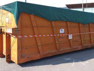Container sequestro
