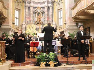 """Fotogallery concerto Coro Calliope """"Musiche per lo spirito"""" ottobre 2020"""