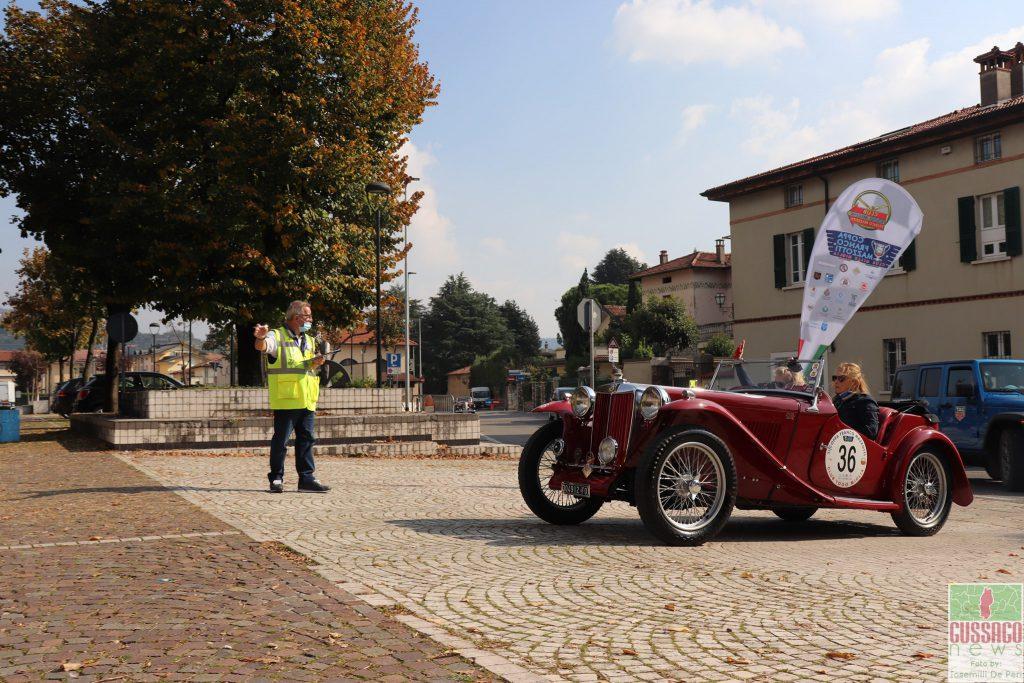 Fotogallery passaggio Coppa Mazzotti ottobre 2020
