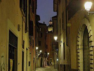Via Cattaneo Brescia