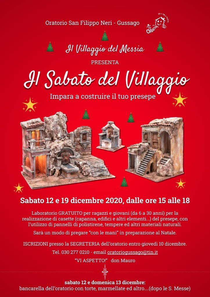 Sabato Villaggio dicembre 2020