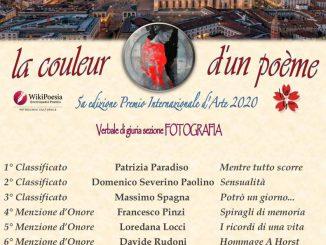 Couleur Poeme Fotografia Spagna gennaio 2021
