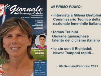 Banner giornale Gussago Calcio 66