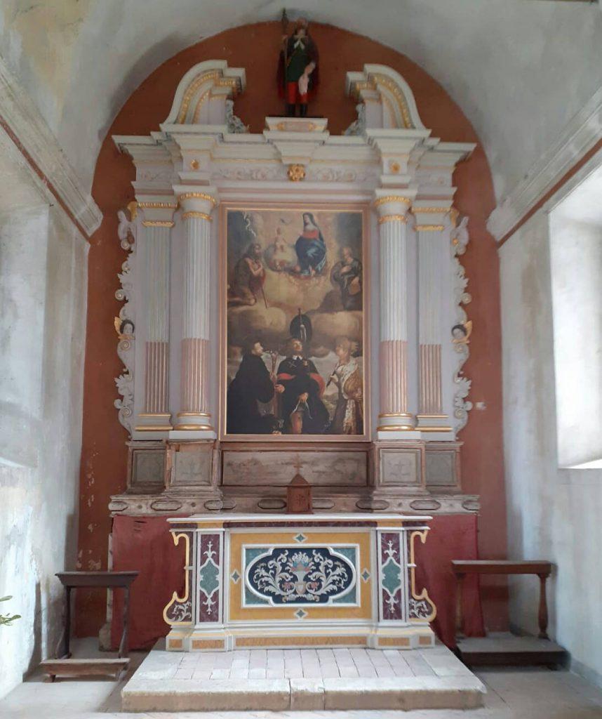 Soasa San Rocco febbraio 2021