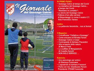 Banner Giornale Gussago calcio numero 67