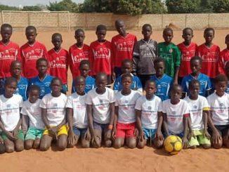 Maglie Gussago Calcio Senegal aprile 2021