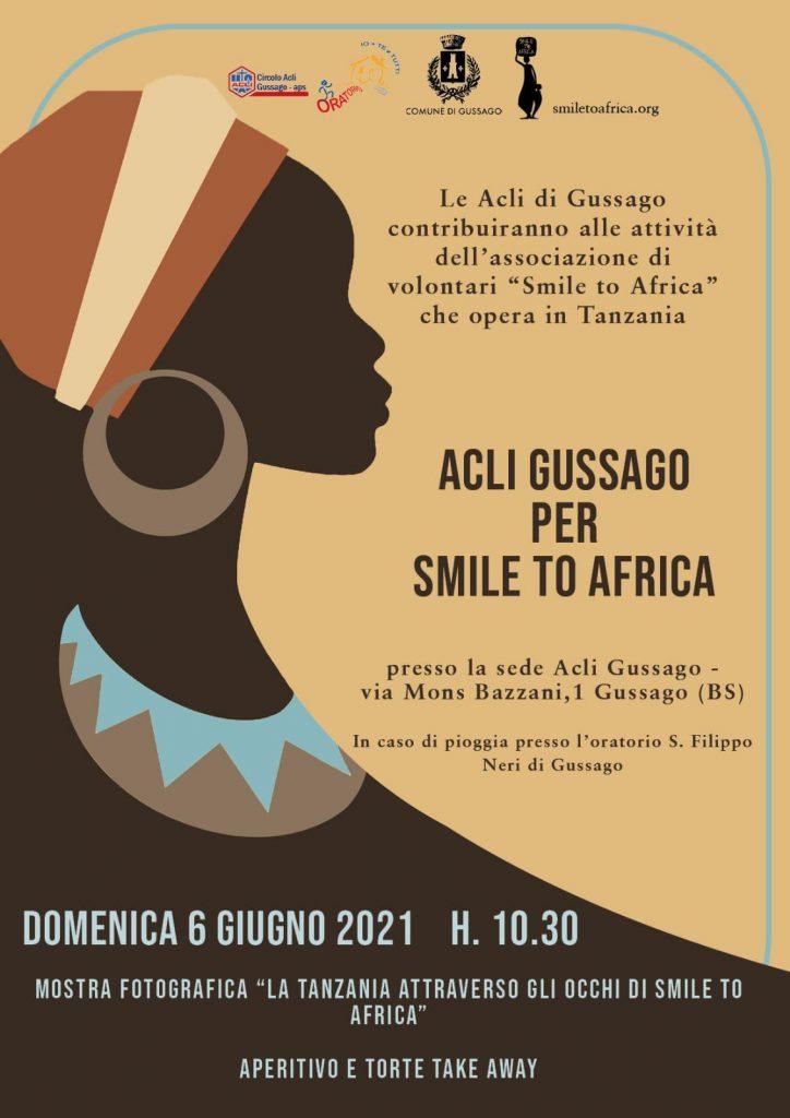 Smile to Africa giugno 2021