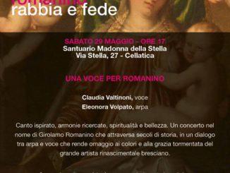Una voce per Romanino maggio 2021