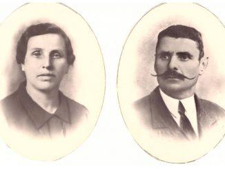 Carmela DORI e Luigi FAITA Camulì