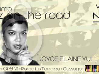 Jazz on the road Joyce Elaine Yuille luglio 2021