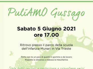 Puliamo Gussago giugno 2021