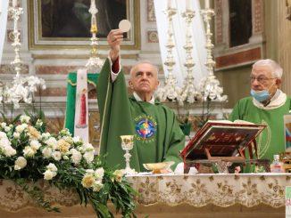 Fotogallery prima Messa Civine Ronco nuovo parroco don Renato Musatti luglio 2021