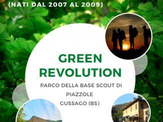 Green revolution 2021